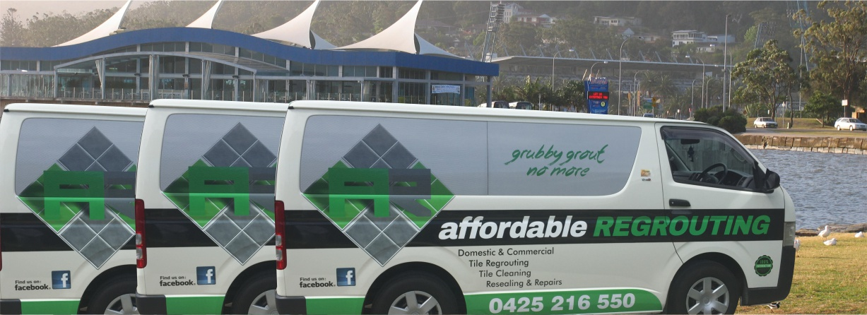 Affordable Regrouting Mobile Service